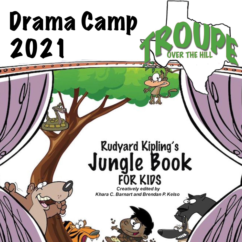 Troupe - Drama Camp -2021